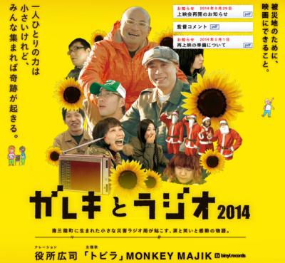 しらべぇ1024震災映画