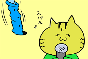 しらべぇ_カレー沢薫_チンアナゴ長官