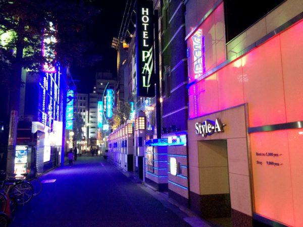 しらべぇ1112ラブホテル