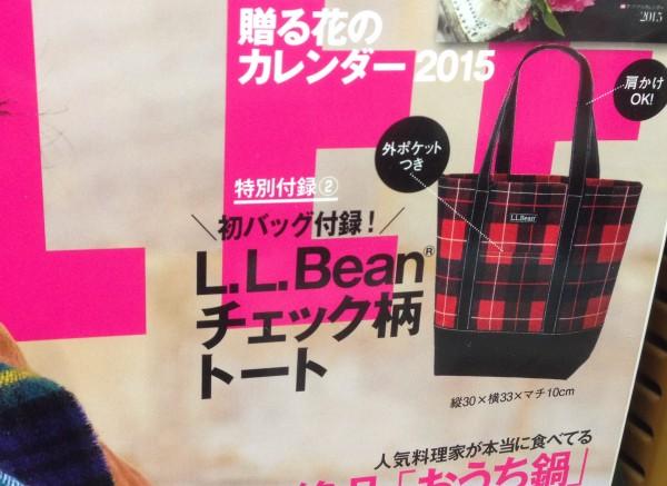 0113しらべぇ「雑誌の付録」トート