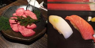寿司焼き肉