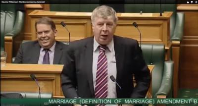 同性婚ニュージーランド