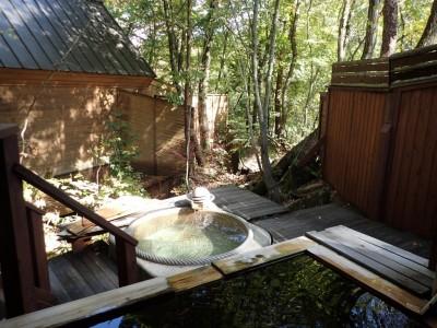 紅葉を楽しみながらお風呂を満喫!日光の貸切風呂『あけび』が最高すぎる