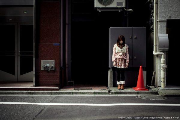 女性・孤独