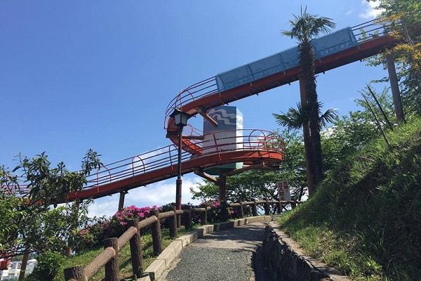 瀬戸内海滑り台