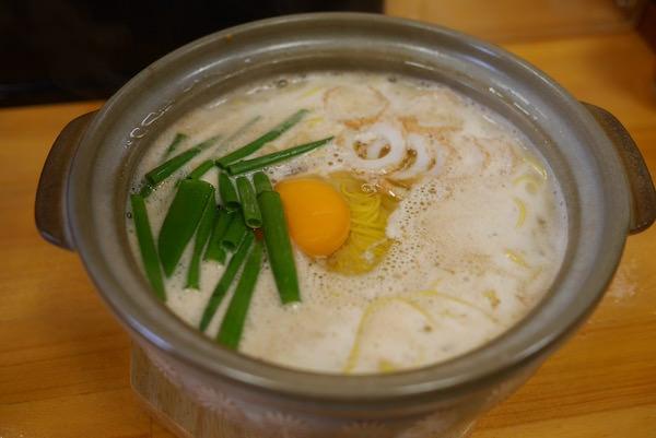 鍋焼きラーメン2