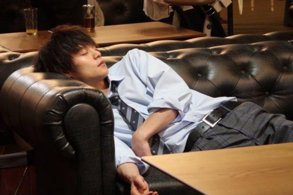 窪田正孝の寝顔