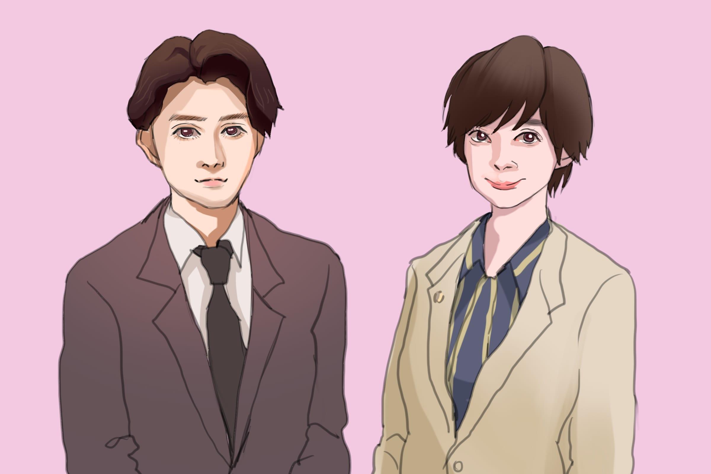 山田涼介・波瑠