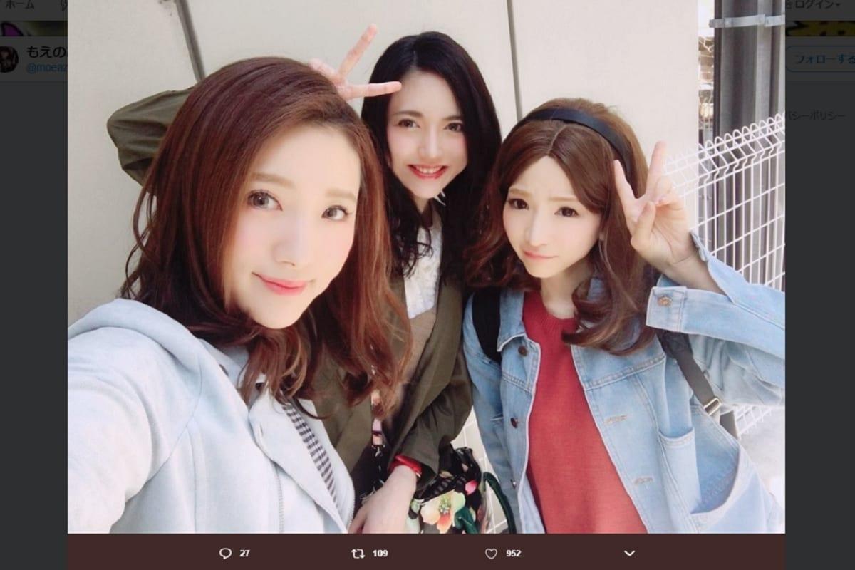 爆食3姉妹