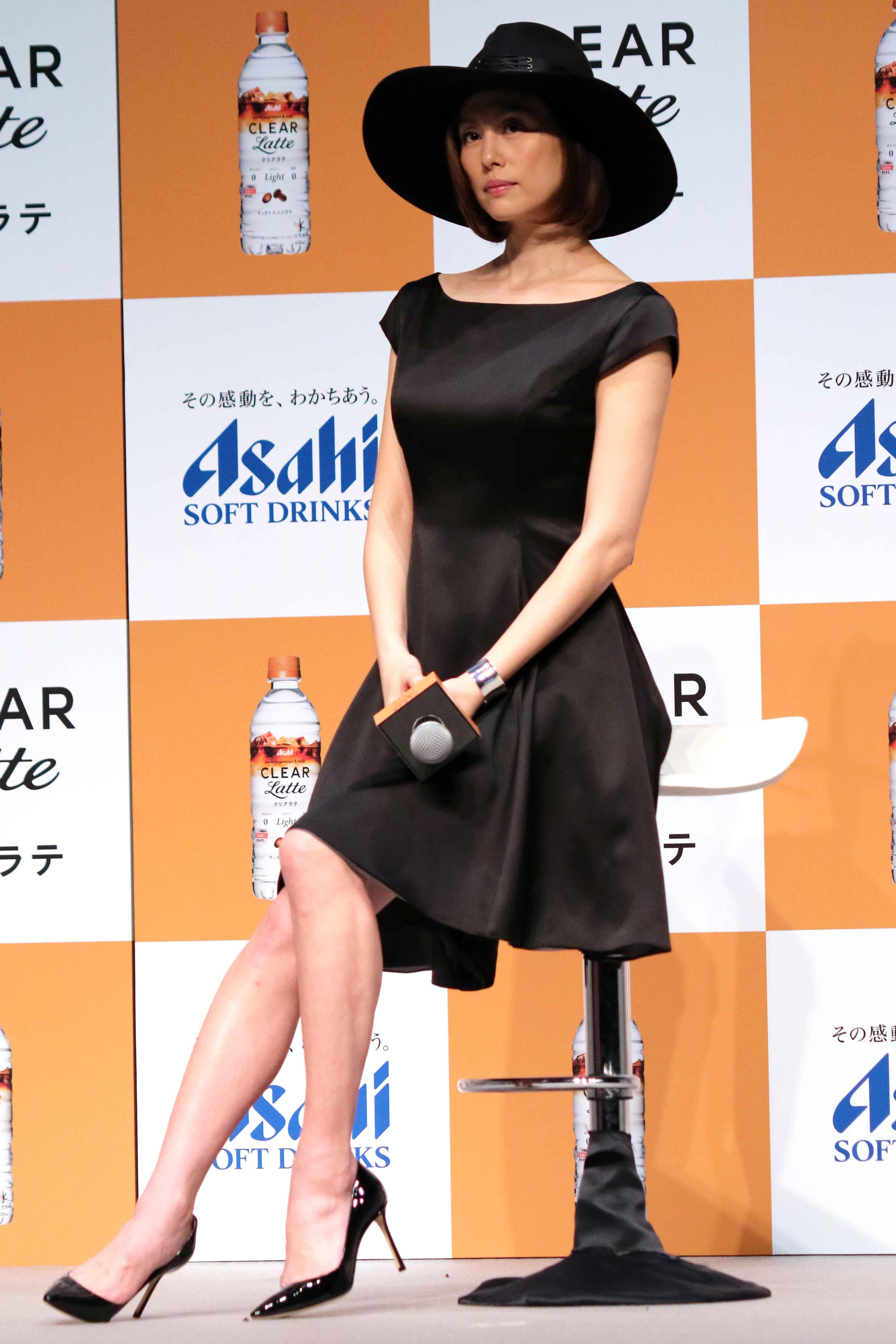 米倉涼子の意外な願望 透明人間になったら「人のお宅を…」 - 米倉涼子