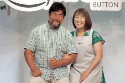佐々木健介、北斗晶夫妻