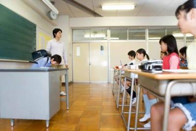 教室・学校・教師