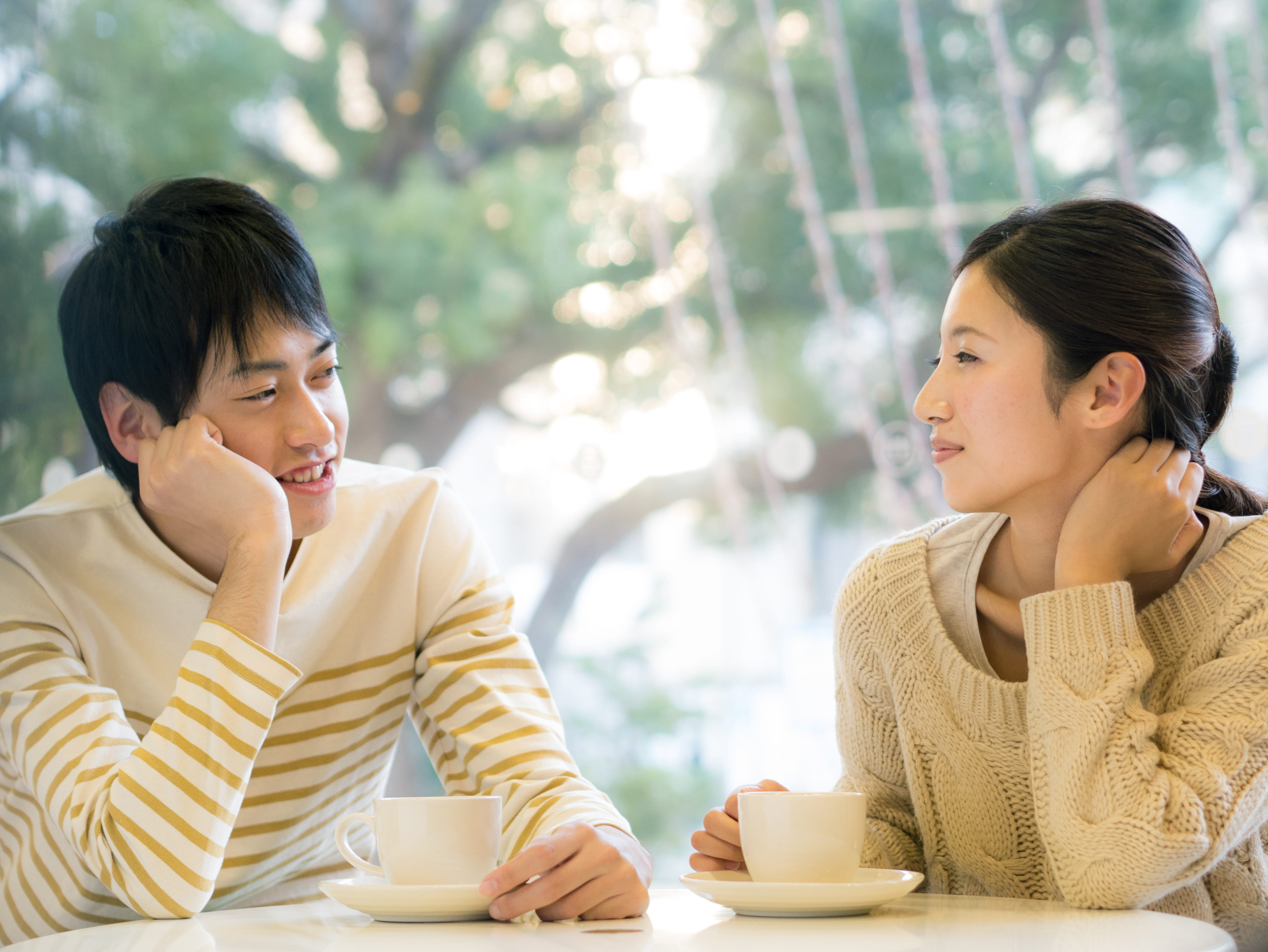 日本の女性世界一素敵キャッチ