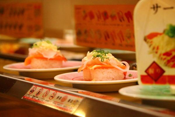 回転寿司キャッチ1