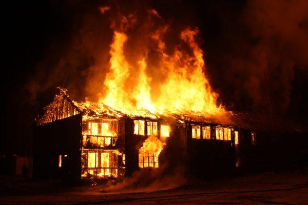 無職の男が自宅に火を放ち全焼 「自宅の衣類に火をつけた」(2019年8月 ...