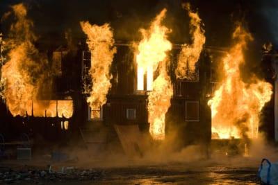 「行くな」と止める声は届かず… 炎上する家に残された愛犬救出を試みた女児が死亡