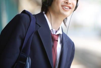 男子高校生