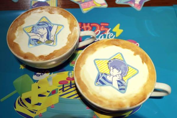うる星やつらカフェ
