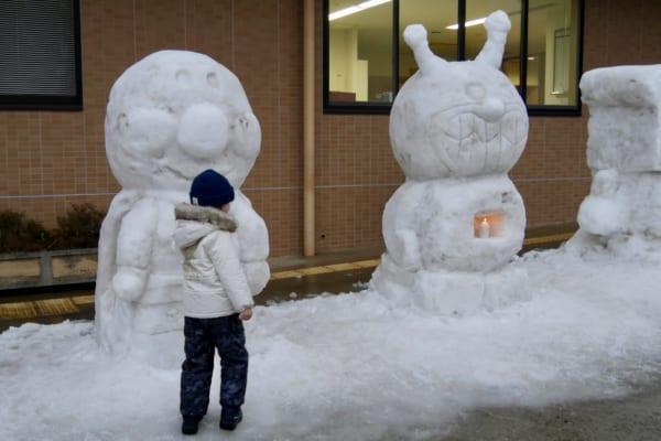 雪だるま祭り