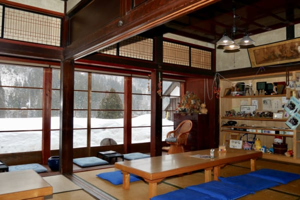 雪だるまカフェ