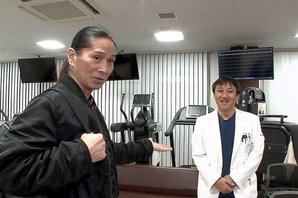 SAM、丸山泰幸医師