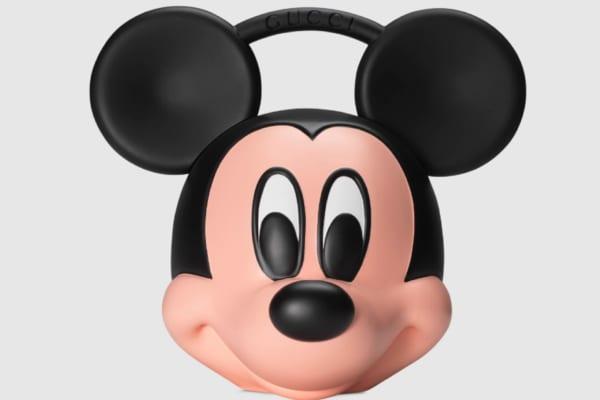 ミッキーマウストップハンドルバッグ