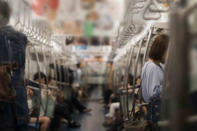 遠野なぎこ、久しぶりに電車に乗ったら… 「乗客のマスク着用率」に恐怖