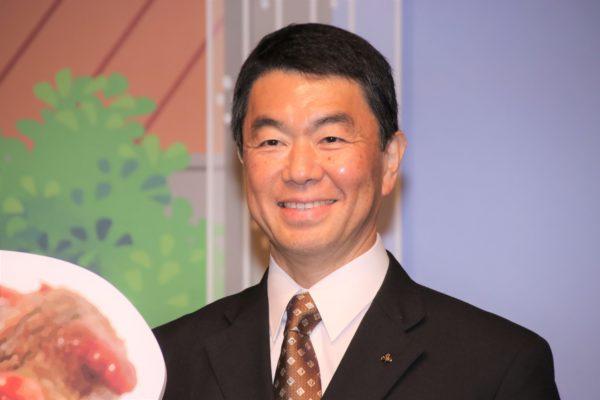 村井嘉浩・宮城県知事