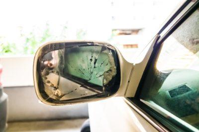 交通事故巻き込み