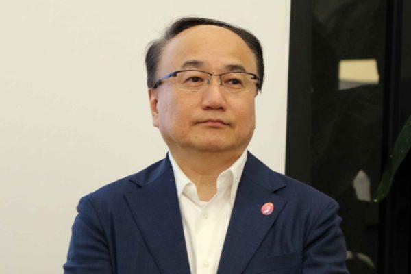 澤田伸 渋谷副区長