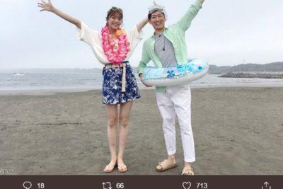 貴島明日香/小林正寿