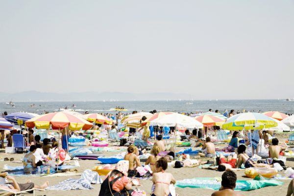 湘南・海水浴