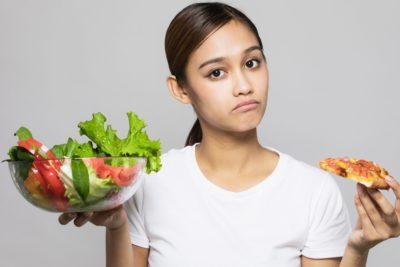 無理なダイエット調査
