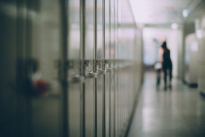 学校・ロッカー