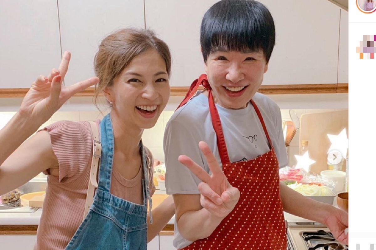 安田美沙子/和田アキ子