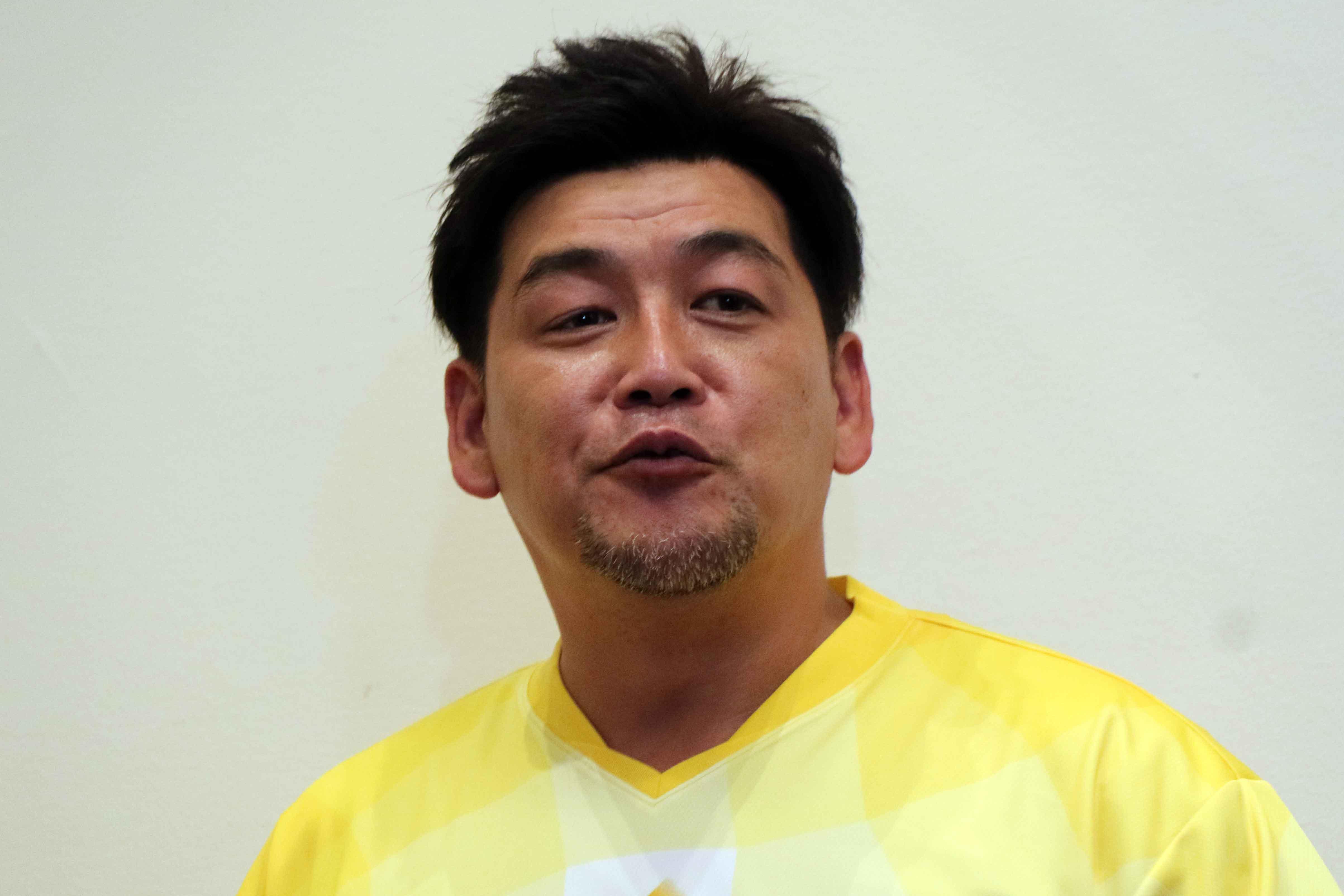 サンドウィッチマン・富澤たけし