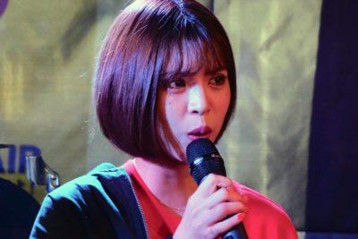 坂口杏里、結婚報告後の動画にファン驚き 「意外とお似合い」