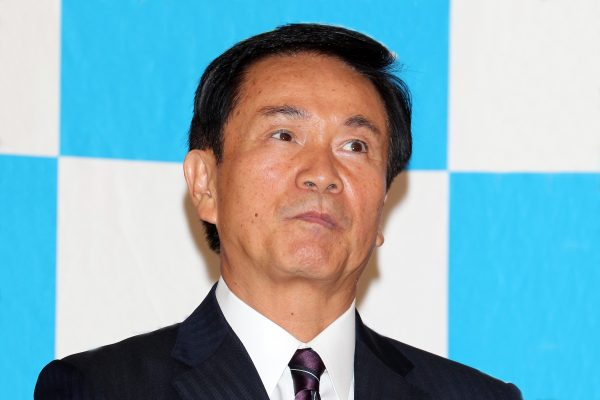 森田健作・千葉県知事