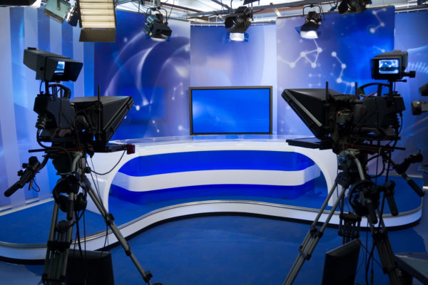テレビ収録・スタジオ