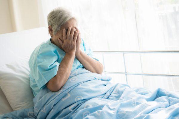老婆・病人・老人
