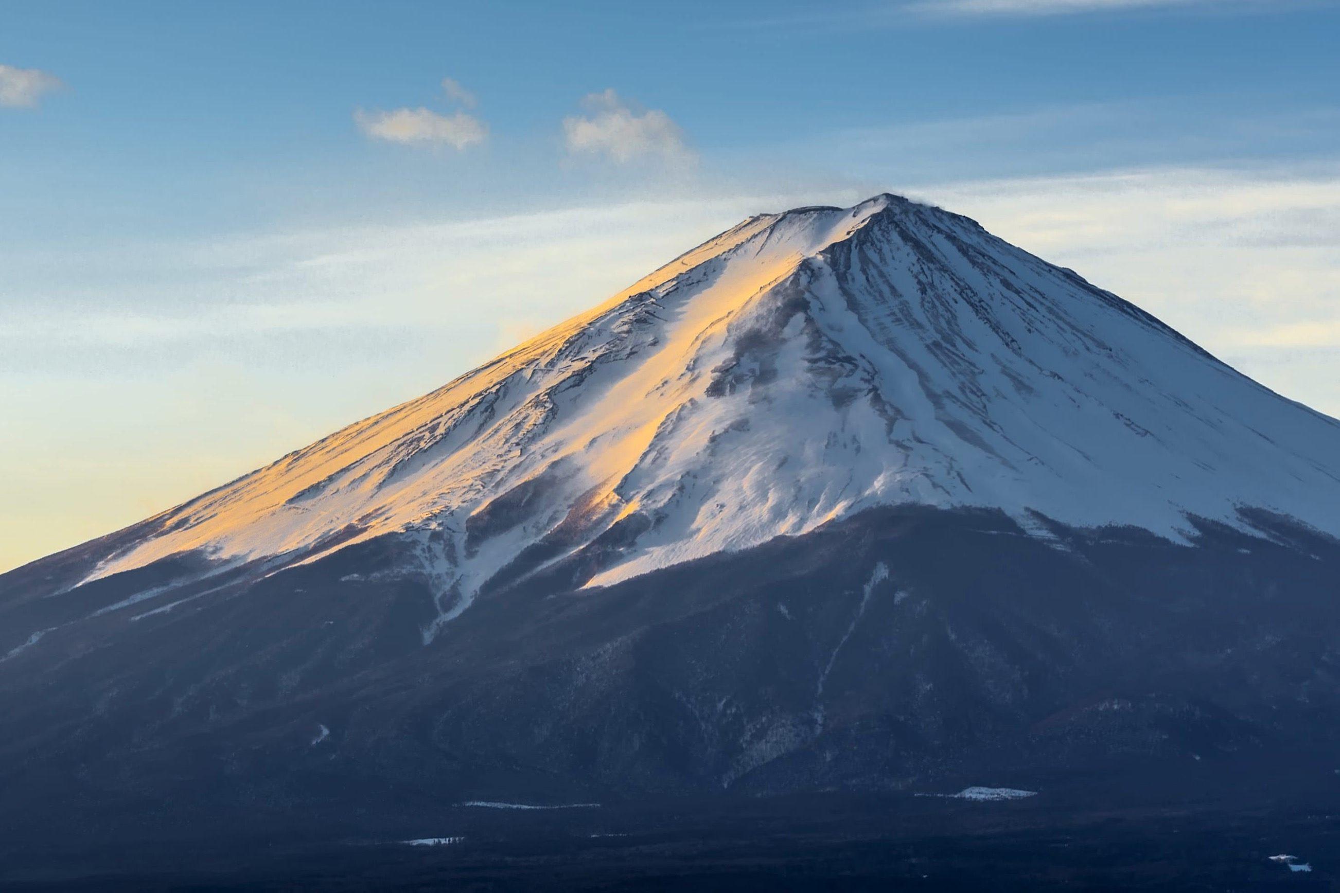 登山 動画 富士 滑落