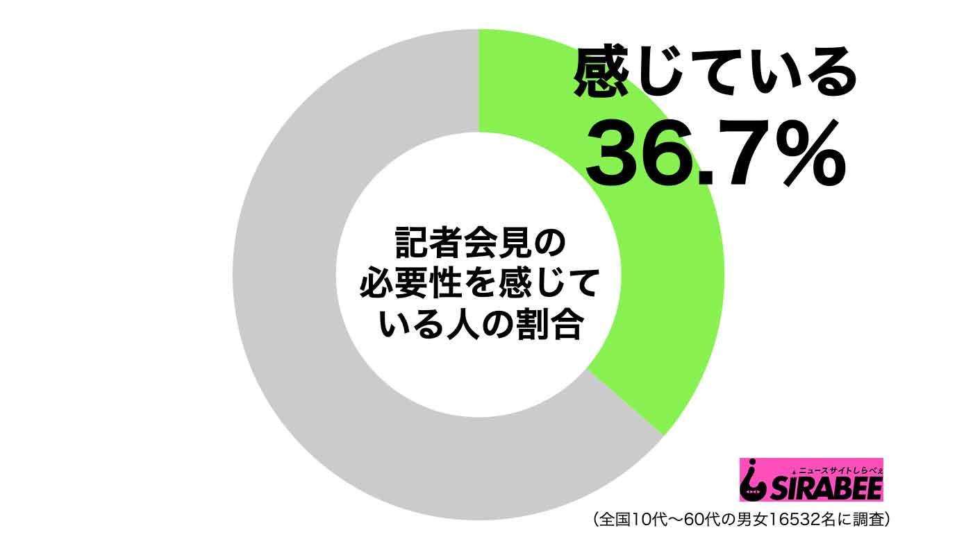 会見グラフ