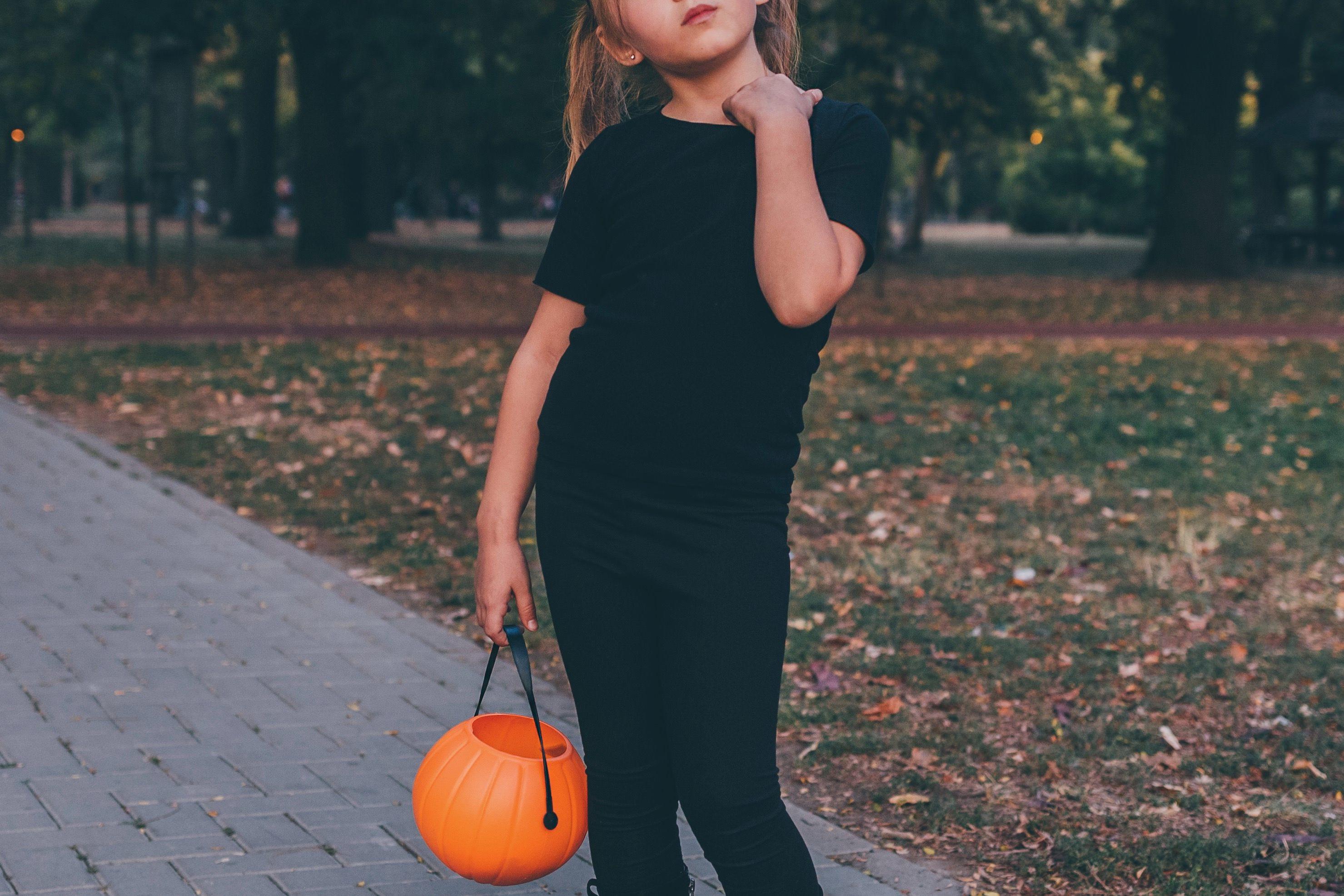 ハロウィン・子供