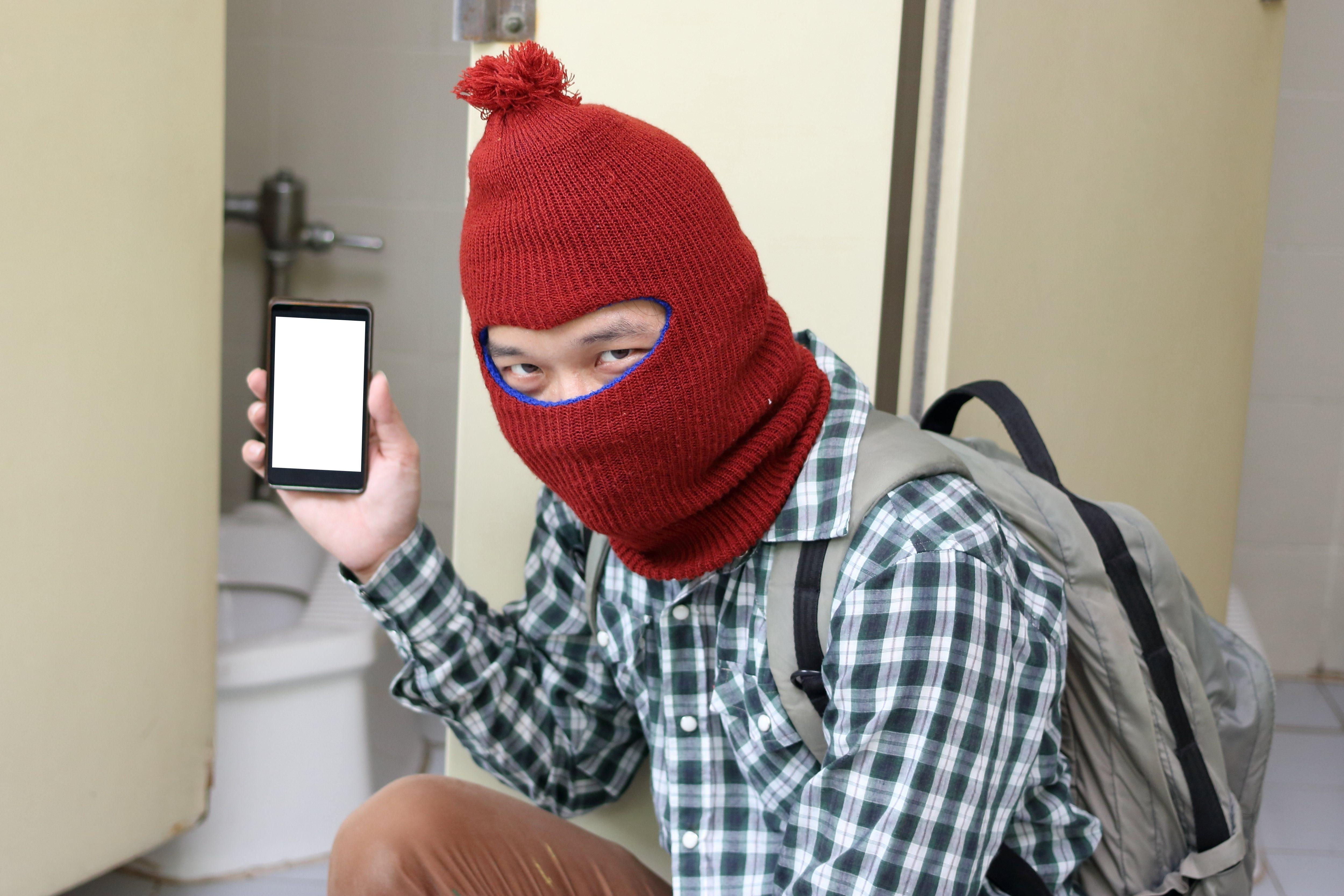 盗撮・トイレ