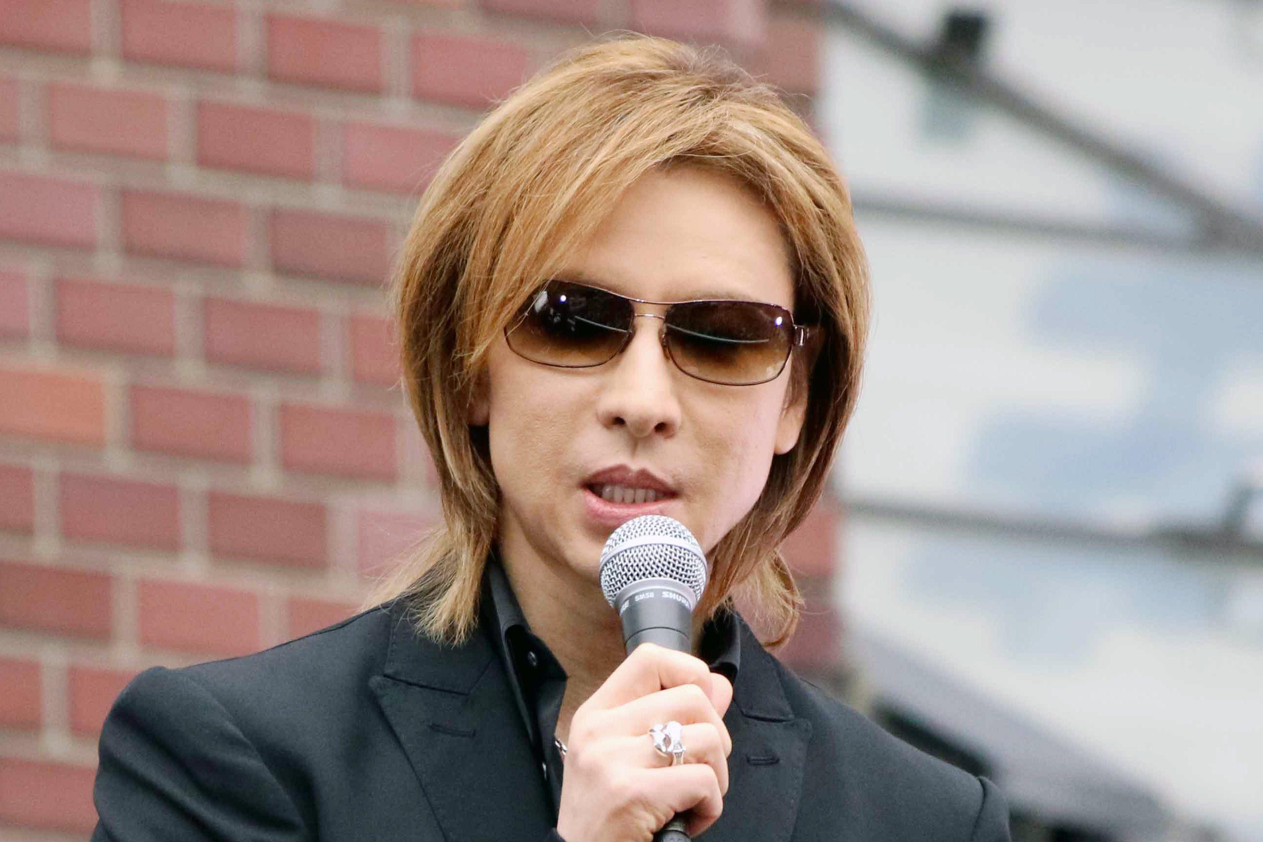 YOSHIKI・X JAPAN