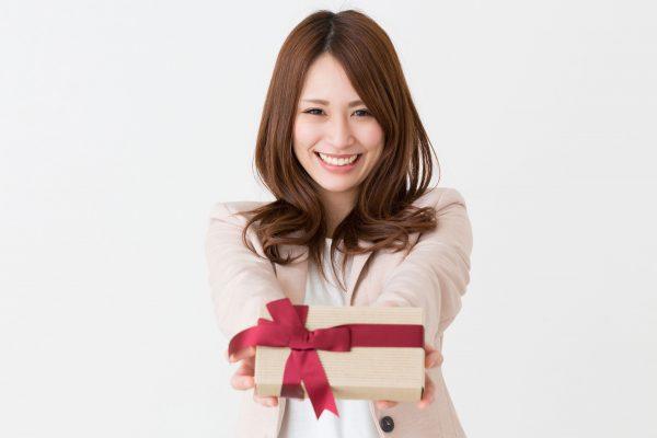 女性プレゼント