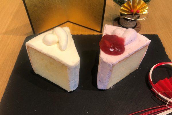 紅白シフォンケーキ2