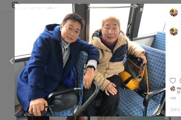 太川 陽介 バス