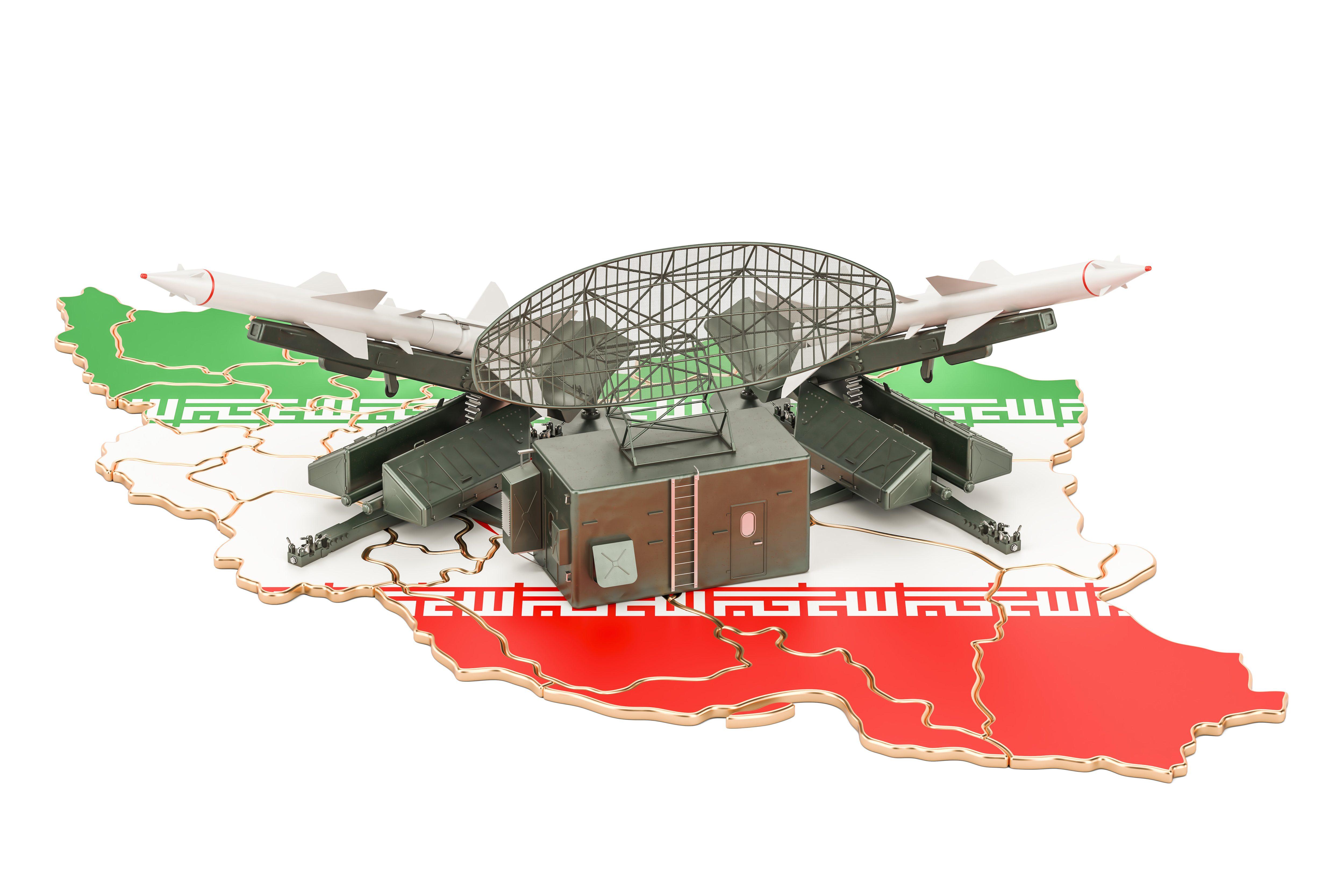 イラン・ミサイル