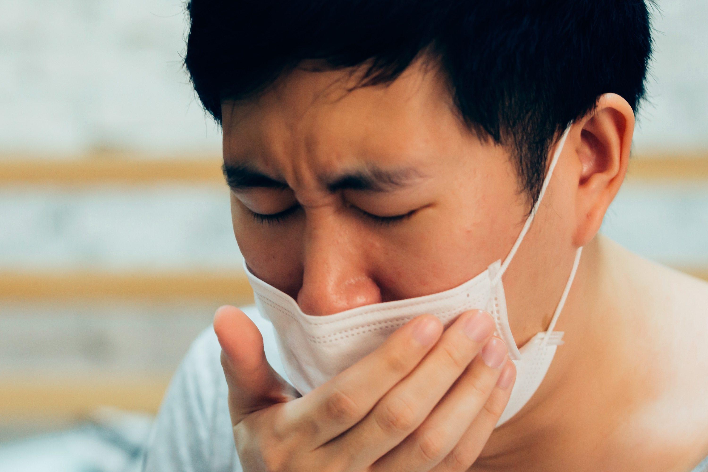 マスク・風邪・新型コロナウイルス・インフルエンザ